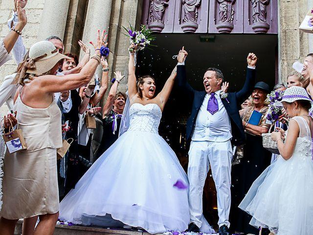 Le mariage de Gwenalelle et Maurice