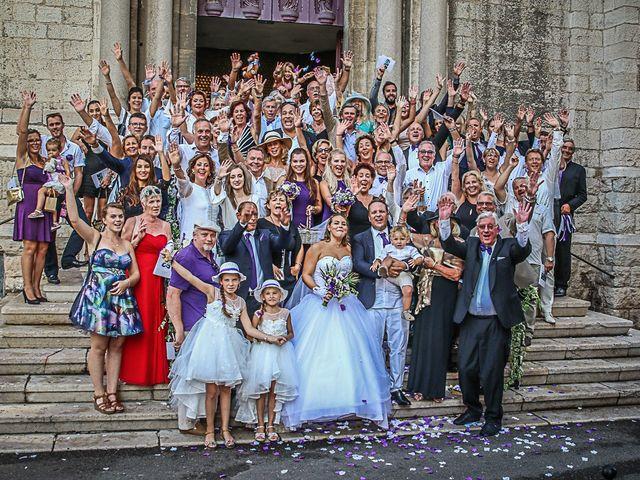 Le mariage de Maurice et Gwenalelle à Mandelieu-la-Napoule, Alpes-Maritimes 1