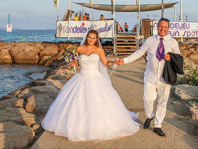 Le mariage de Maurice et Gwenalelle à Mandelieu-la-Napoule, Alpes-Maritimes 8