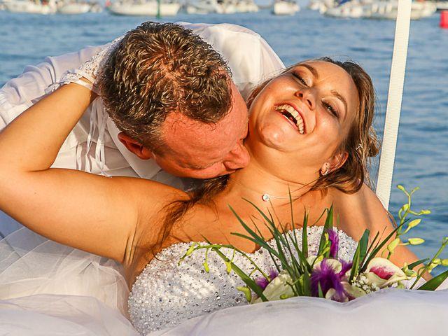 Le mariage de Maurice et Gwenalelle à Mandelieu-la-Napoule, Alpes-Maritimes 7