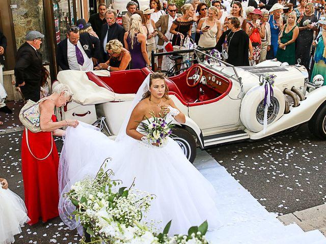 Le mariage de Maurice et Gwenalelle à Mandelieu-la-Napoule, Alpes-Maritimes 2
