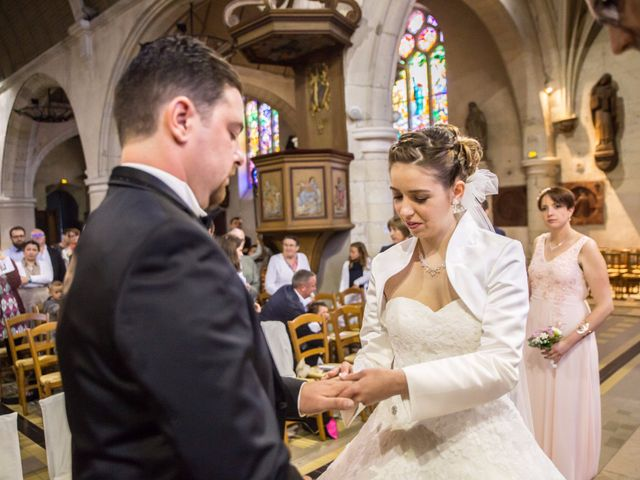 Le mariage de David et Magali à Ancenis, Loire Atlantique 10