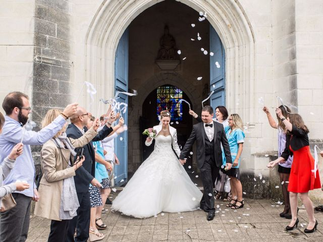 Le mariage de David et Magali à Ancenis, Loire Atlantique 14