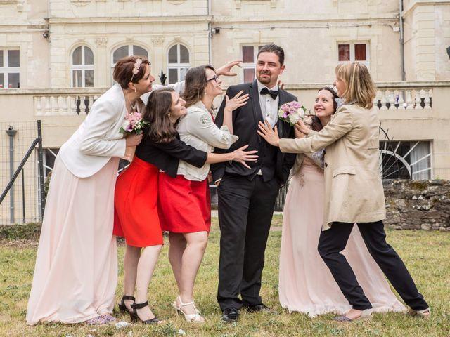 Le mariage de David et Magali à Ancenis, Loire Atlantique 15