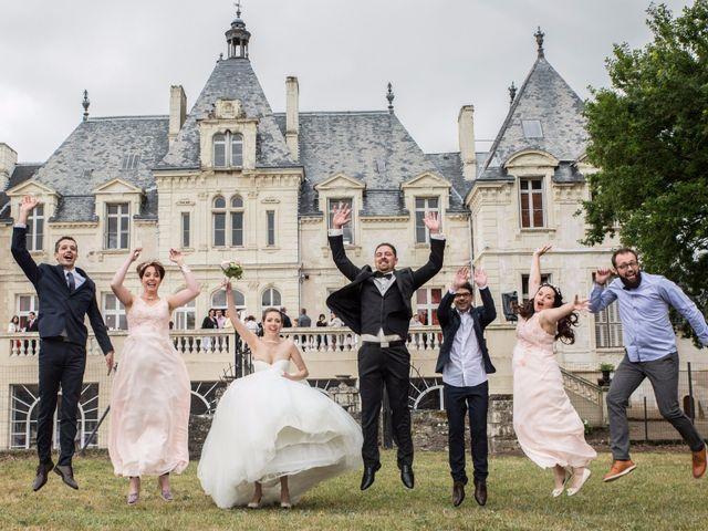 Le mariage de David et Magali à Ancenis, Loire Atlantique 16