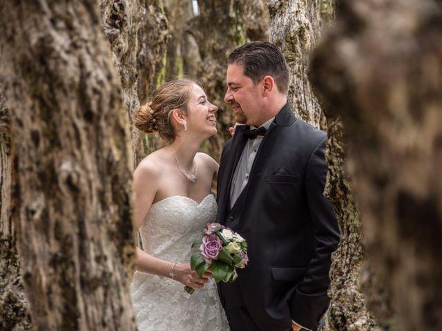 Le mariage de David et Magali à Ancenis, Loire Atlantique 31