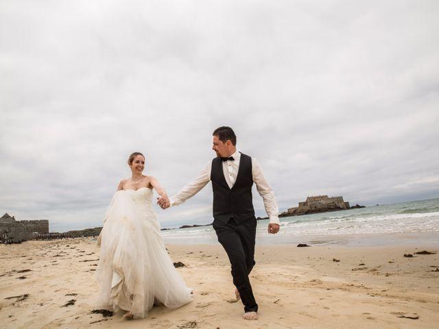 Le mariage de David et Magali à Ancenis, Loire Atlantique 33