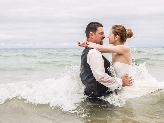 Le mariage de David et Magali à Ancenis, Loire Atlantique 34