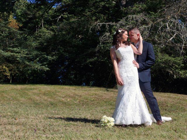 Le mariage de Mederic et Elodie à Sens-Beaujeu, Cher 2