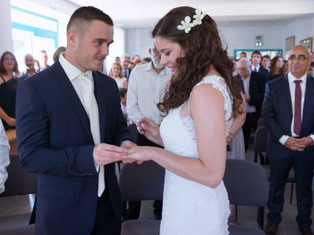 Le mariage de Mederic et Elodie à Sens-Beaujeu, Cher 8