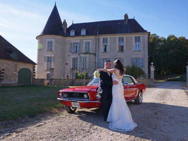 Le mariage de Mederic et Elodie à Sens-Beaujeu, Cher 11