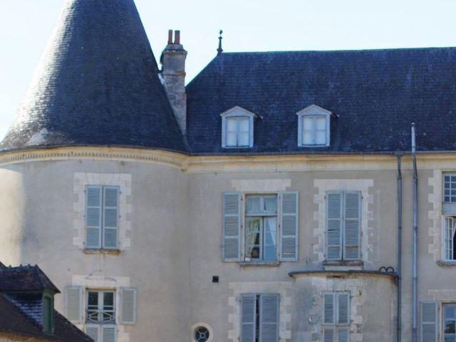 Le mariage de Mederic et Elodie à Sens-Beaujeu, Cher 24