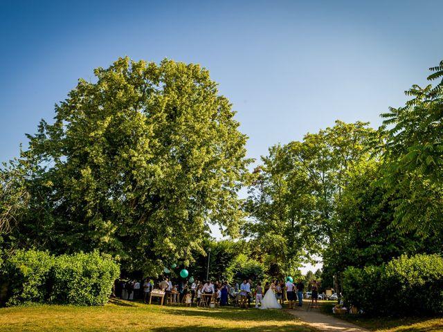 Le mariage de Alexandre et Emilie à Ligugé, Vienne 36