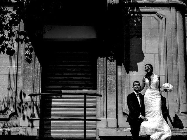 Le mariage de Fatna et Malik