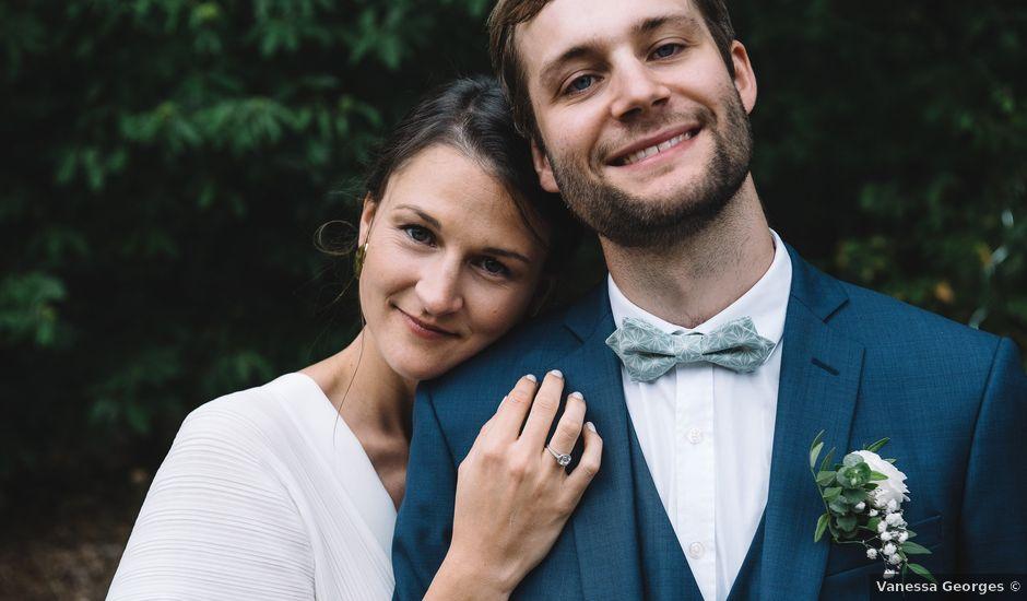Le mariage de Guillaume et Camille à Salbris, Loir-et-Cher