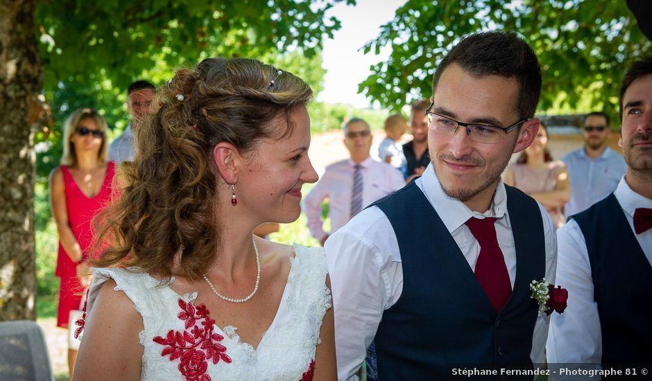 Le mariage de Mathias et Sabrina à Vénès, Tarn
