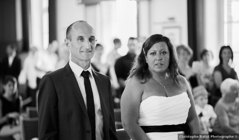Le mariage de Laurent et Séverine à Gaillac, Tarn