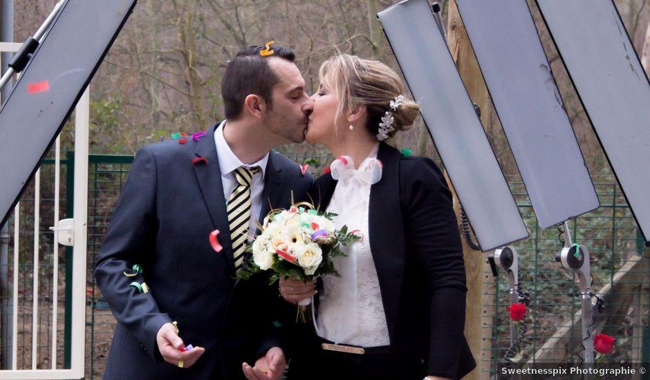 Le mariage de Steeve et Celine à Roberval, Oise