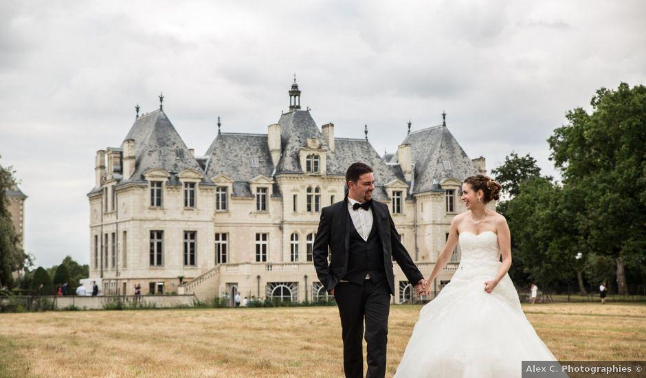Le mariage de David et Magali à Ancenis, Loire Atlantique
