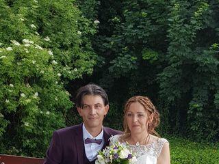 Le mariage de Sylvia et Lionel  2