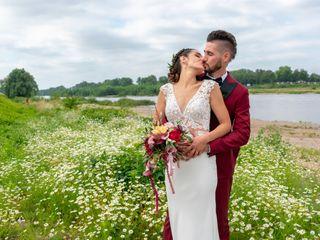 Le mariage de Nathalie et Cyril