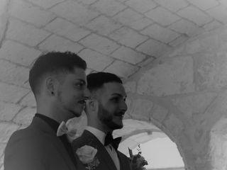 Le mariage de Kevin et Jimmi