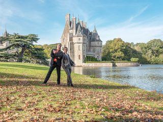 Le mariage de Jean-François et Daniel
