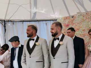 Le mariage de Jonathan  et Emmanuel