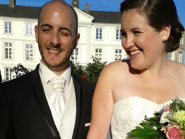 Le mariage de Etienne et Jeanne à Sarzeau, Morbihan 1