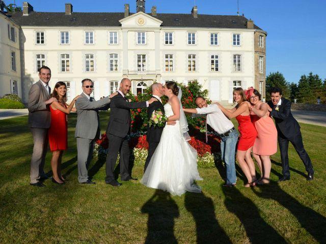 Le mariage de Etienne et Jeanne à Sarzeau, Morbihan 12