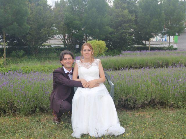 Le mariage de Sylvia et Lionel