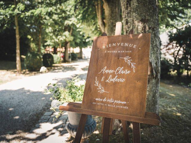 Le mariage de Ludovic et Anne à Ville-Dommange, Marne 19
