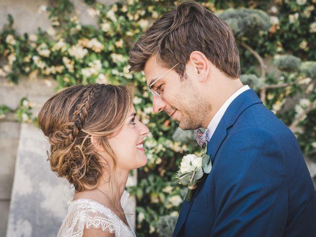 Le mariage de Ludovic et Anne à Ville-Dommange, Marne 22