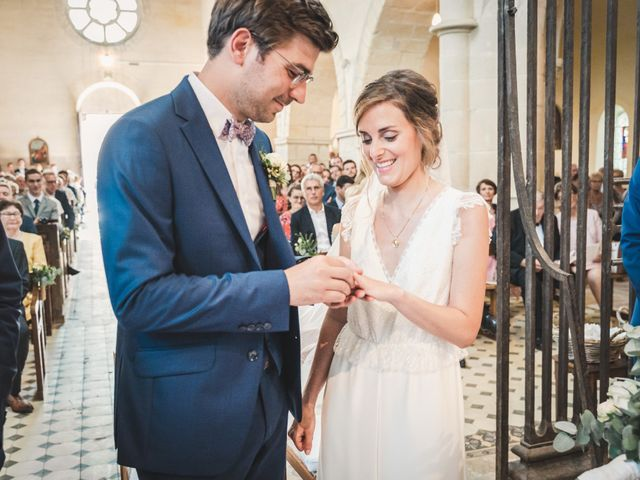 Le mariage de Ludovic et Anne à Ville-Dommange, Marne 33