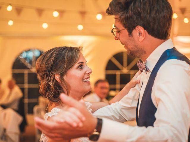 Le mariage de Ludovic et Anne à Ville-Dommange, Marne 55