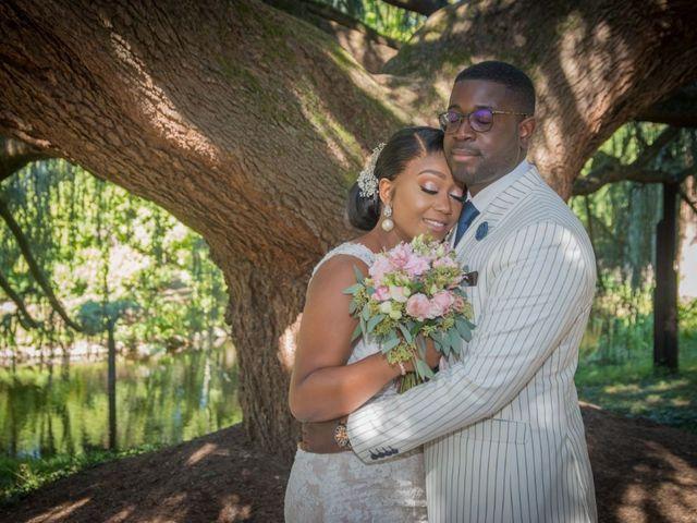 Le mariage de Grace et Geoffrey