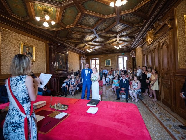 Le mariage de Olivier et Justine à Marseille, Bouches-du-Rhône 19