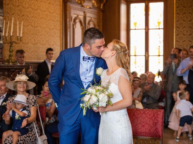 Le mariage de Olivier et Justine à Marseille, Bouches-du-Rhône 20