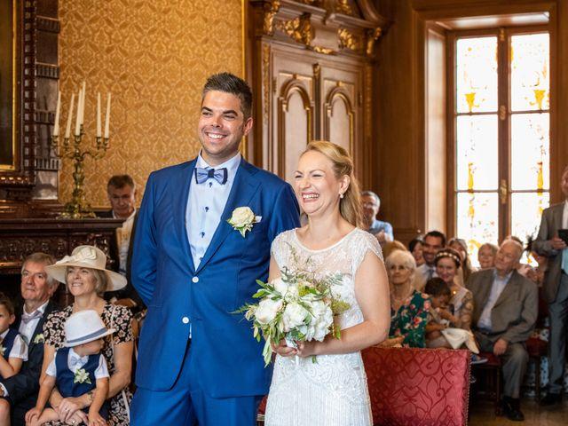 Le mariage de Justine et Olivier
