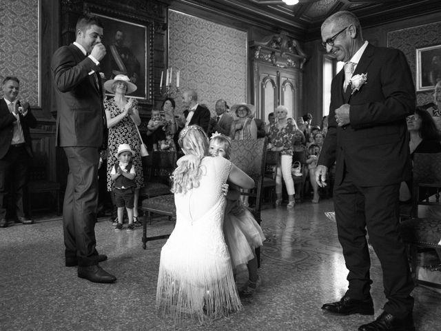 Le mariage de Olivier et Justine à Marseille, Bouches-du-Rhône 41