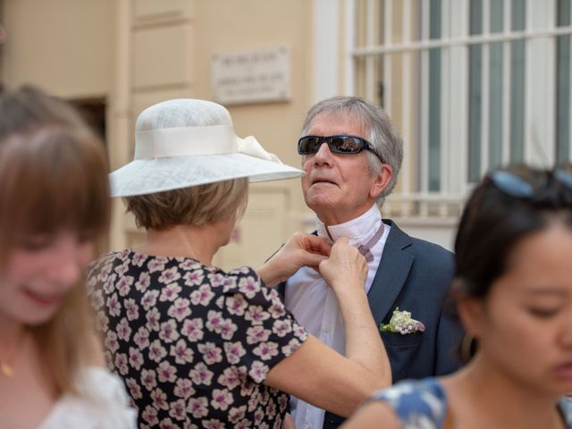 Le mariage de Olivier et Justine à Marseille, Bouches-du-Rhône 35