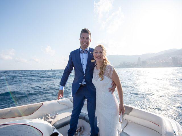 Le mariage de Olivier et Justine à Marseille, Bouches-du-Rhône 62