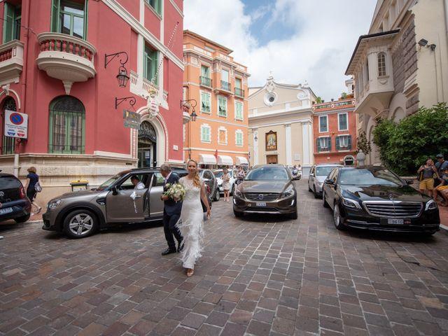 Le mariage de Olivier et Justine à Marseille, Bouches-du-Rhône 13