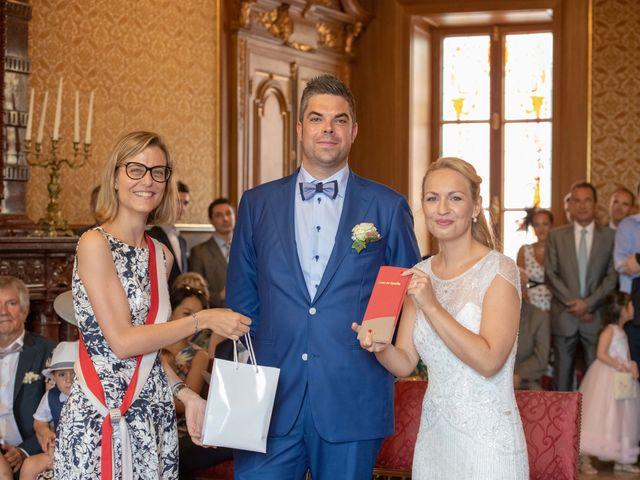 Le mariage de Olivier et Justine à Marseille, Bouches-du-Rhône 36