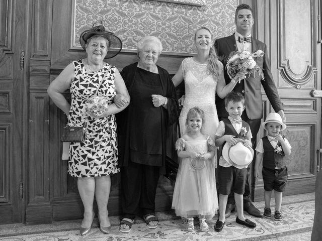 Le mariage de Olivier et Justine à Marseille, Bouches-du-Rhône 37