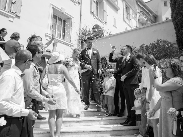 Le mariage de Olivier et Justine à Marseille, Bouches-du-Rhône 40