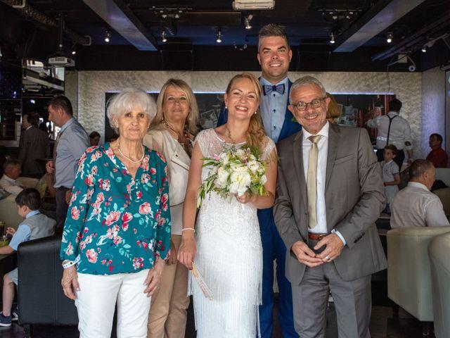 Le mariage de Olivier et Justine à Marseille, Bouches-du-Rhône 50