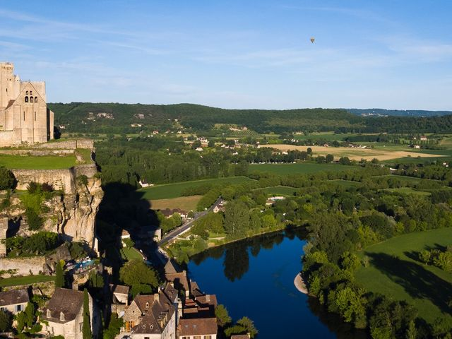 Le mariage de Piers et Steven à Beynac-et-Cazenac, Dordogne 3