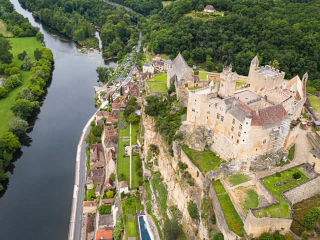 Le mariage de Piers et Steven à Beynac-et-Cazenac, Dordogne 5