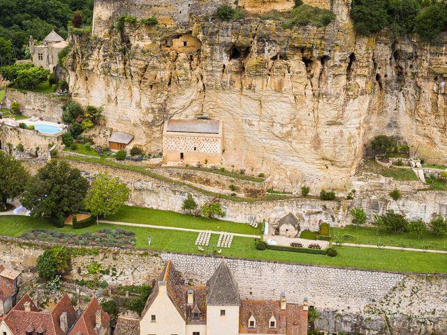 Le mariage de Piers et Steven à Beynac-et-Cazenac, Dordogne 6